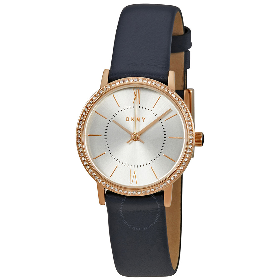 DKNY Willoughby Light Grey Dial Ladies Watch NY2553