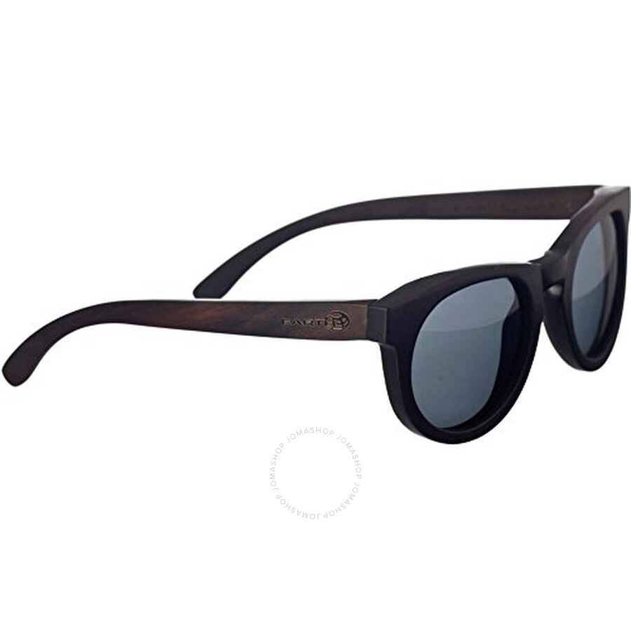 Earth Wood Manhattan Mens Sunglasses - Espresso