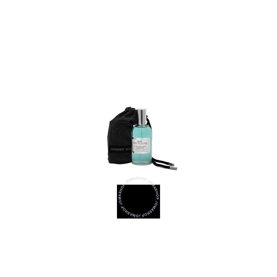 Eau De Grey Flannel by Geoffrey Beene EDT Spray In Pouch 4.0 oz (m)
