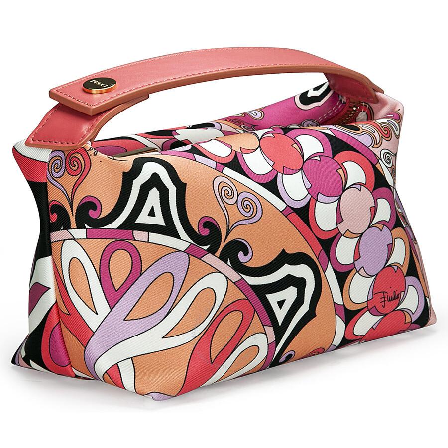 Printed cosmetic pouch Emilio Pucci E5w3yww