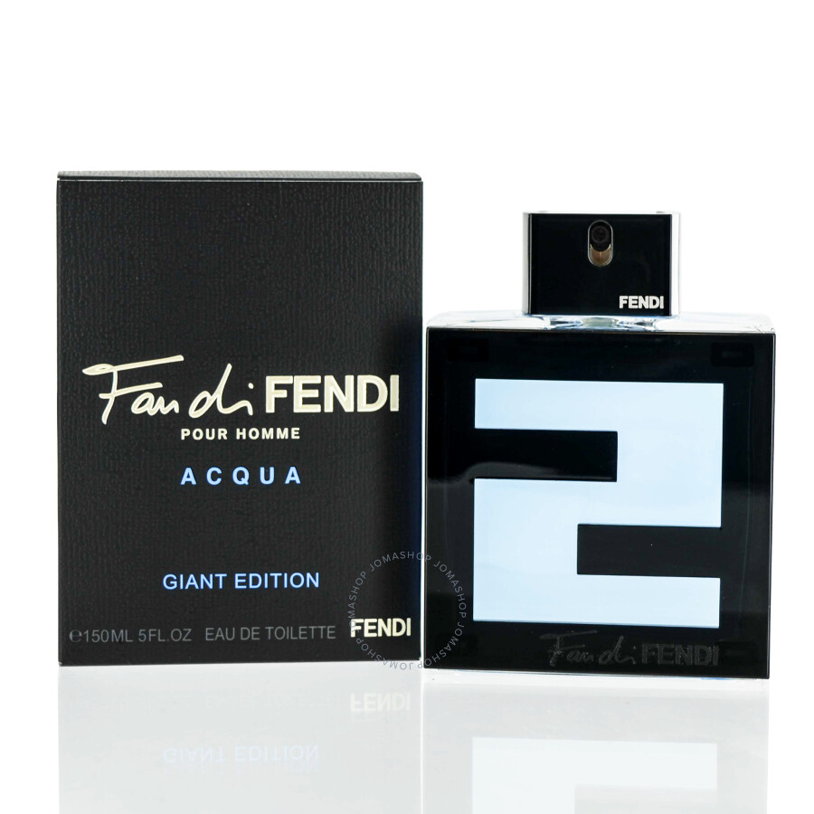 fendi female fan di fendi pour homme acquafendi edt spray 50 oz 150 ml m
