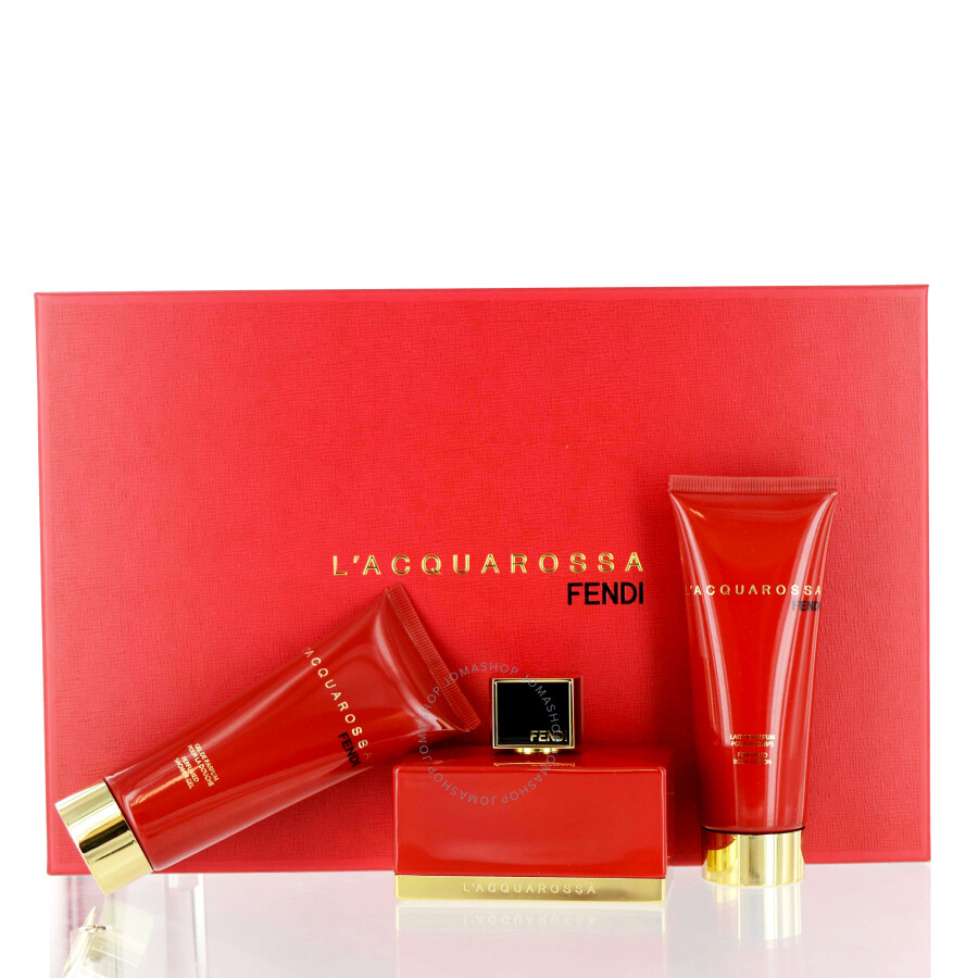 fendi female fendi lacquarossafendi set w