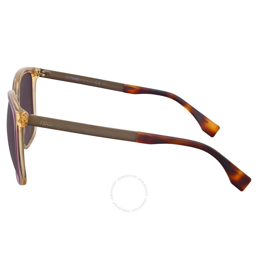 85f5abf74c88 Fendi Aviator Sunglasses Gold « One More Soul