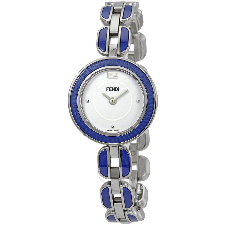 Fendi My Way White Dial Ladies Watch F357024003