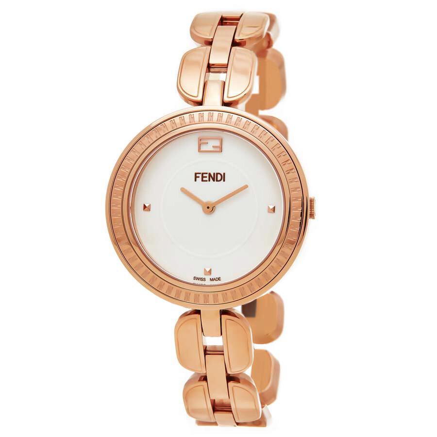 Fendi My Way White Dial Ladies Watch F351534000