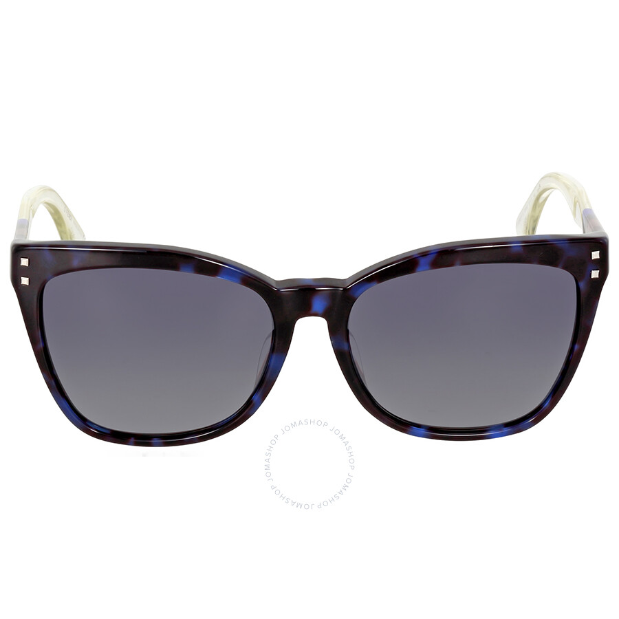 fendi fendi wayfarer grey shade asia fit sunglasses