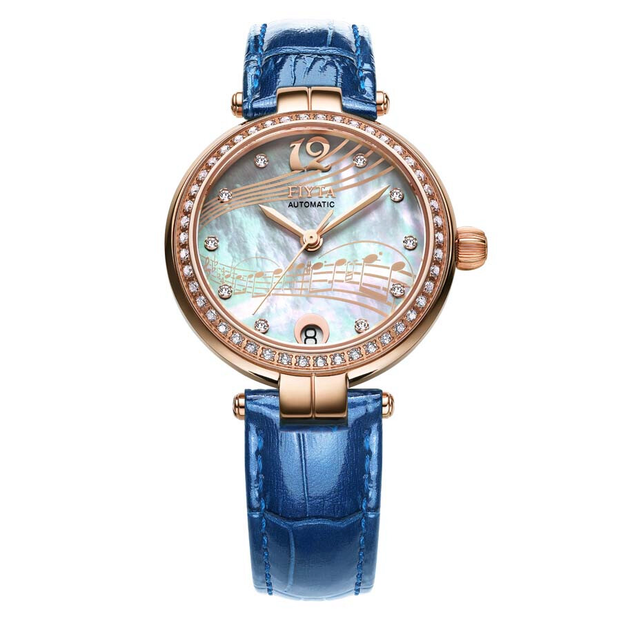 Fiyta Heartouching Automatic Diamond Ladies Watch LA869002.PWLD