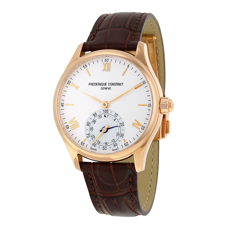 Frederique Constant Horological Smart Watch FC-285V5B4 ...