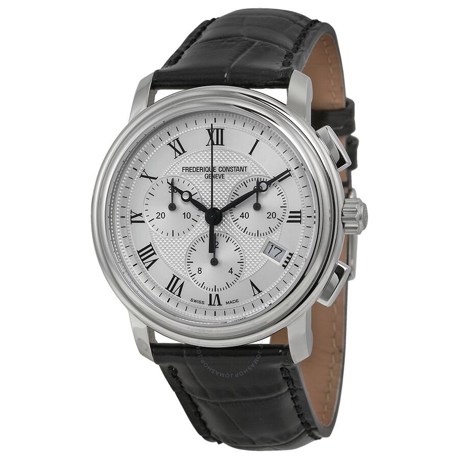 Frederique Constant Persuasion Chronograph Mens Watch 292MC4P6