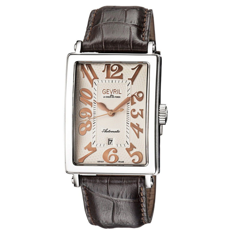 Gevril Avenue of Americas Automatic Mens Watch 5060