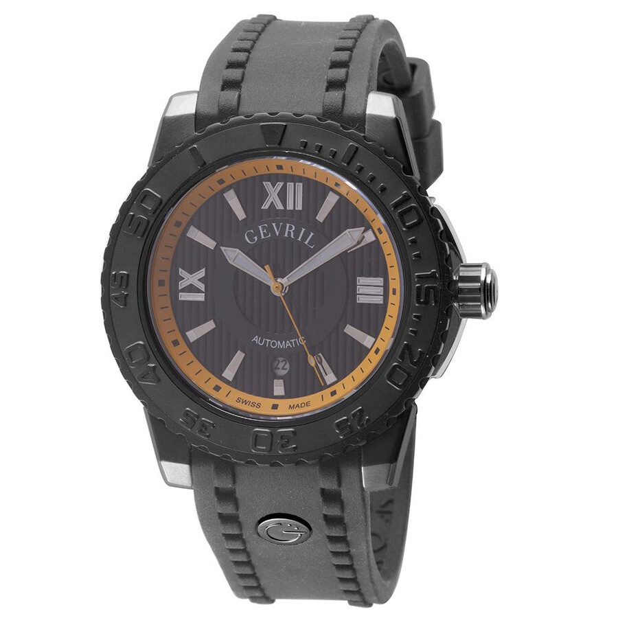Gevril seacloud automatic men 39 s watch 3112 gevril watches jomashop for Gevril watches