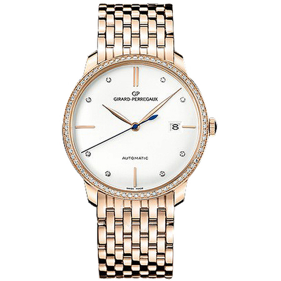 Girard Perregaux 1966 Automatic Ladies Watch 49525D52A1A1-52A