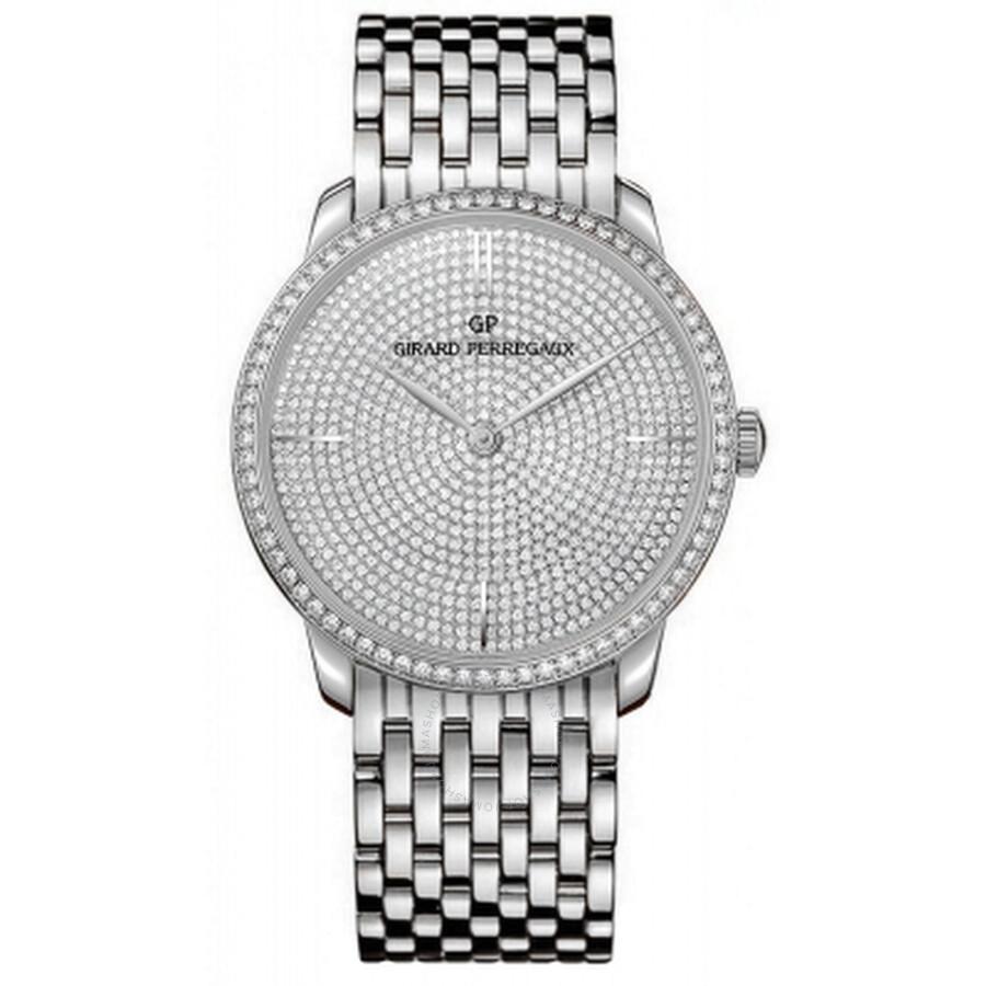 Girard Perregaux 1966 Automatic Mens Watch 49525D53A1B1-53A