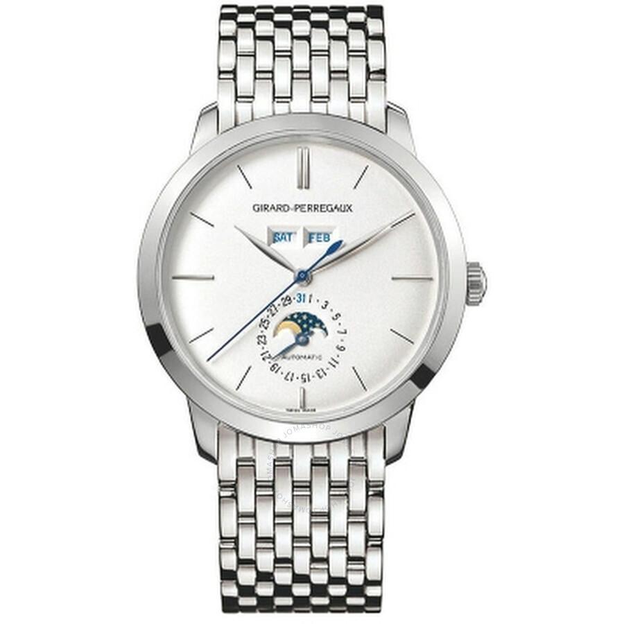 Girard Perregaux 1966 Automatic Mens Watch 49535-53-152-53A