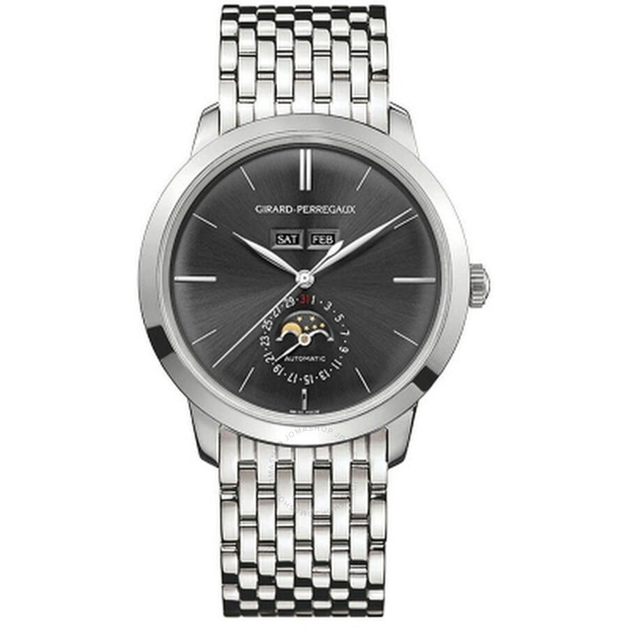 Girard Perregaux 1966 Automatic Mens Watch 49535-53-251-53A