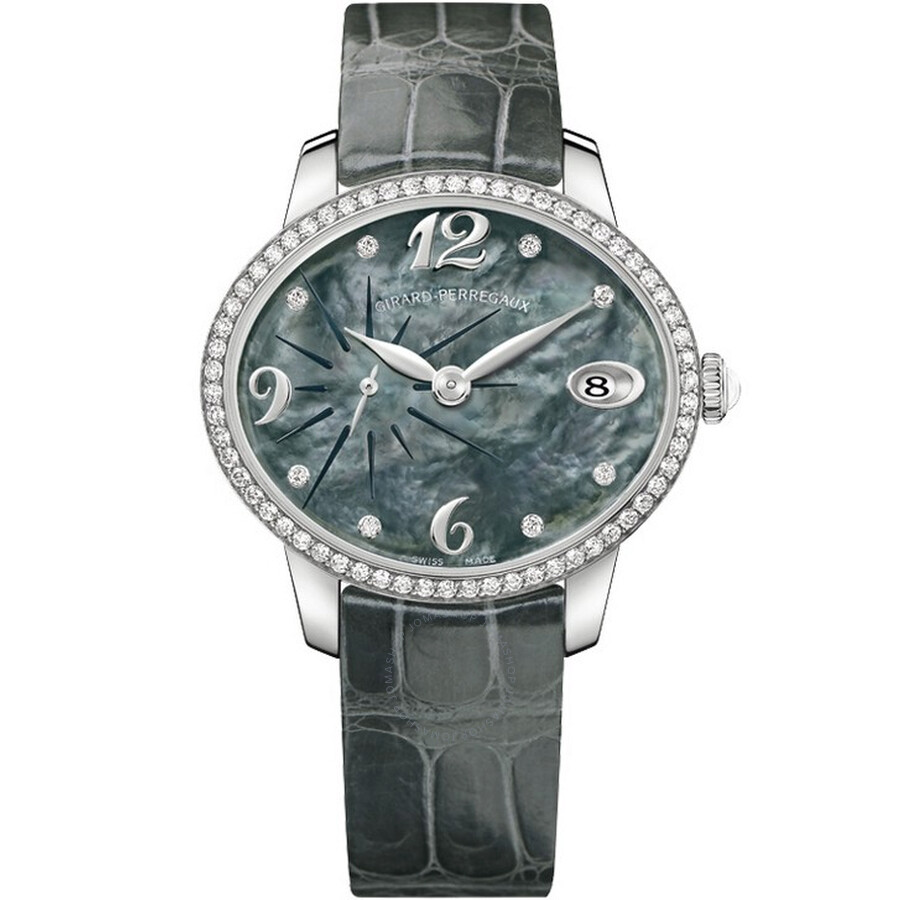 Girard Perregaux Cat's Eye Womens Watch 80484D53A661-BK6B