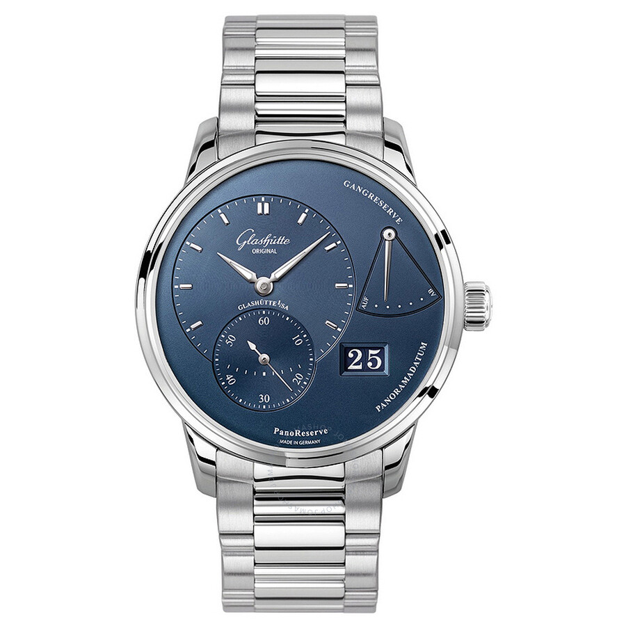 Glashutte PanoReserve Mens Watch 65-01-26-12-70
