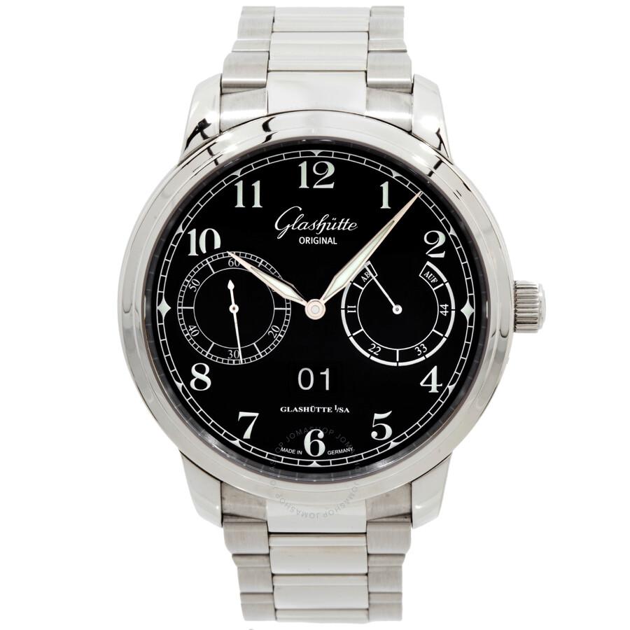 Glashutte Senator Observer Automatic Mens Watch 100-14-07-02-70
