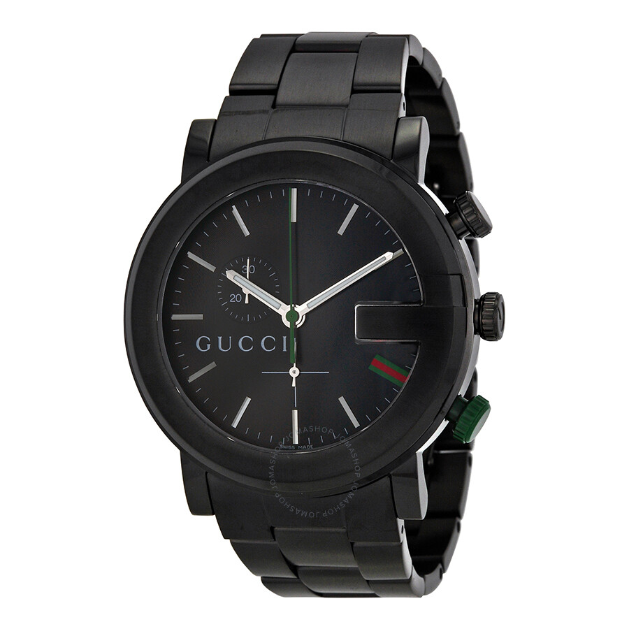 gucci 101g men 39 s watch ya101331 g coupe gucci watches jomashop On watches gucci