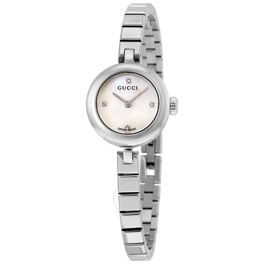 gucci female gucci diamantissima diamond ladies watch ya141503