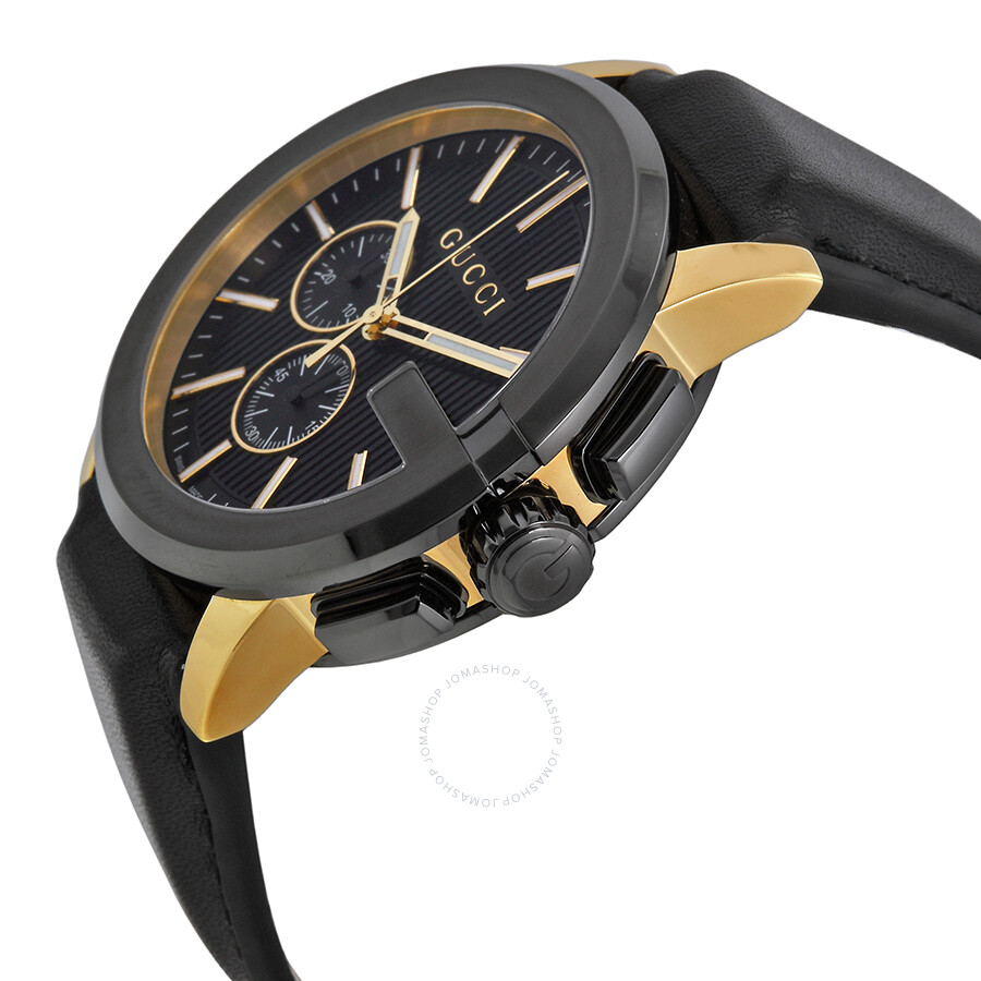 gucci g chrono chronograph black dial men s watch ya101203 g rh jomashop com Samoa 289 Watch Instruction Manual Samoa 289 Watch Instruction Manual