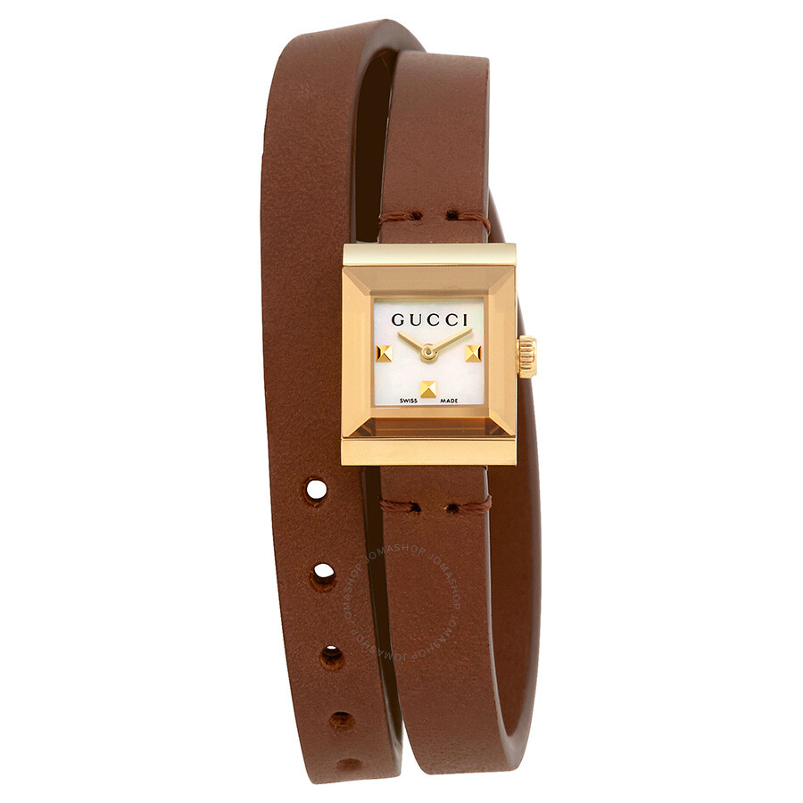 gucci female gucci gframe ladies watch ya128521