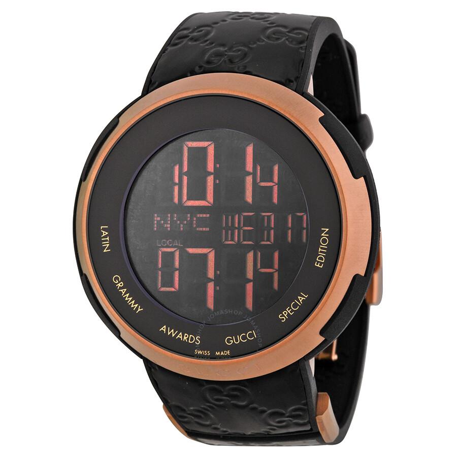 gucci latin grammy special edition digital men s watch ya114102 i rh jomashop com Michael Kors Watch Instruction Manual Michael Kors Watch Instruction Manual