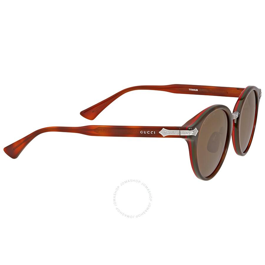 Sunglasses On Sale, Blonde Havana, 2017, one size Gucci