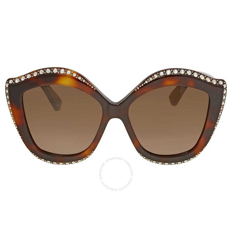 Tommy und Kate Gold Trim Damen Sonnenbrille in Tasche Q2oneTN