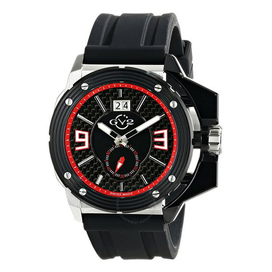 GV2 by Gevril Grande Analog Display Quartz Mens Watch 9400