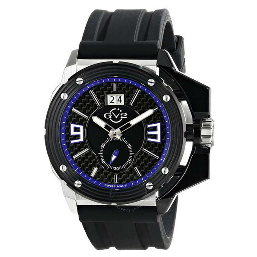 GV2 by Gevril Grande Analog Display Quartz Mens Watch 9403