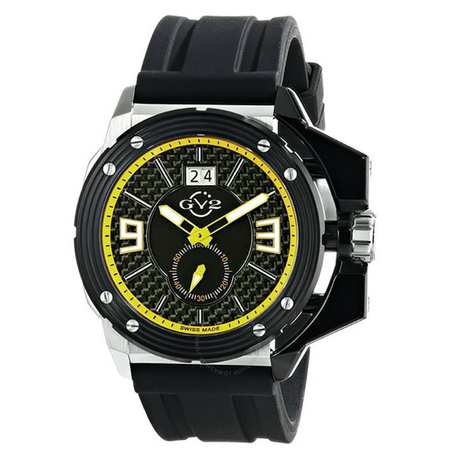 GV2 by Gevril Grande Analog Display Quartz Mens Watch 9404