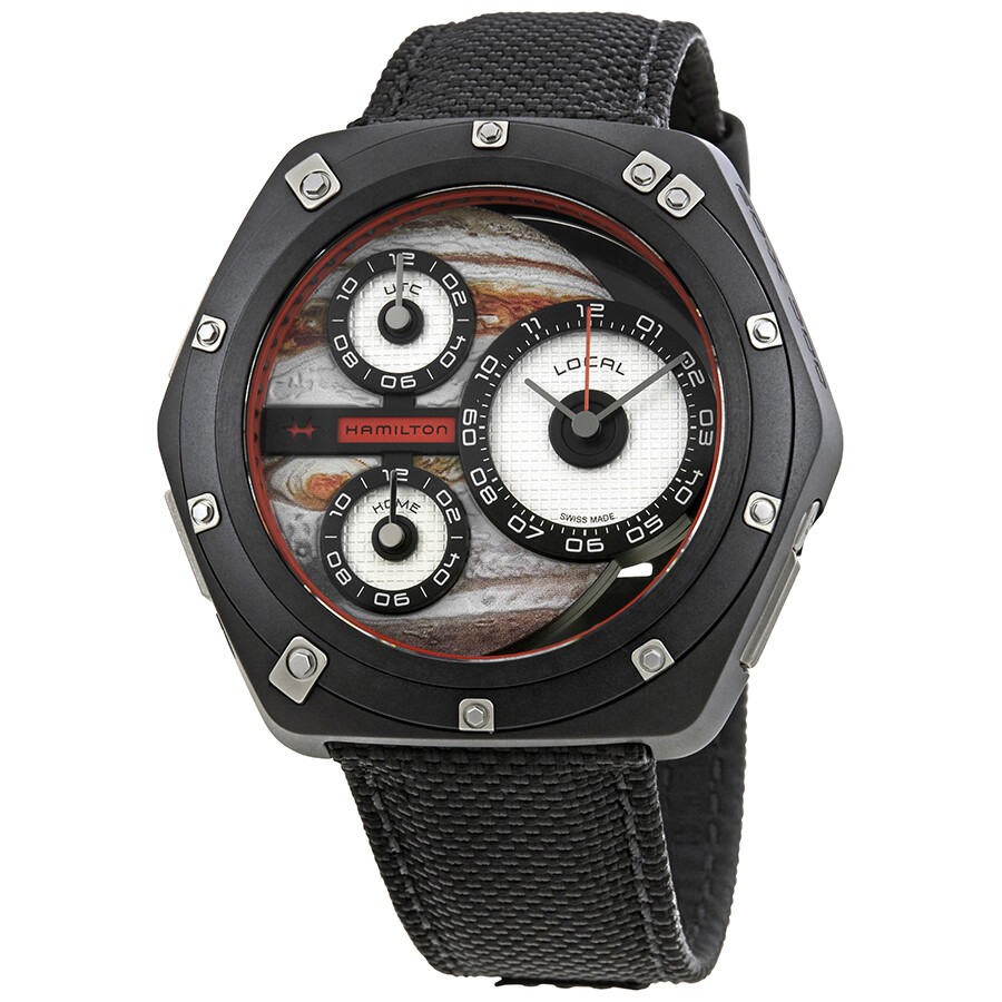 Hamilton American Classic ODC X-03  Limited Edition Jupiter Dial MensWatch H..