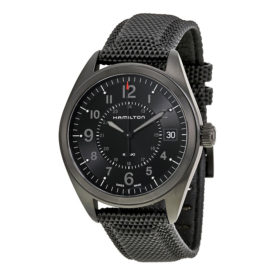 gents mens watches product solid details dp coated pvd men s hand pangbourne black second brass