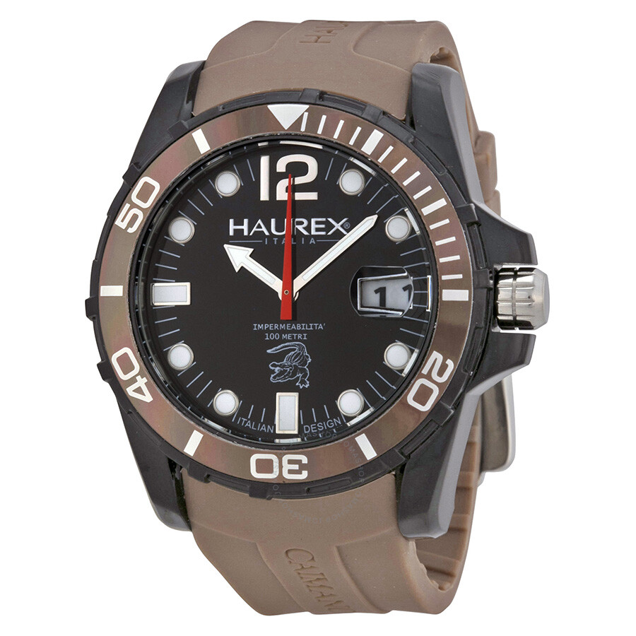 Haurex Italy Caimano Mens Watch N1354UNG