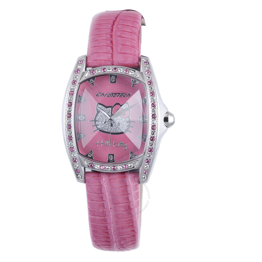Hello Kitty by Chronotech Pink Ladies Watch CT.7094SS/37