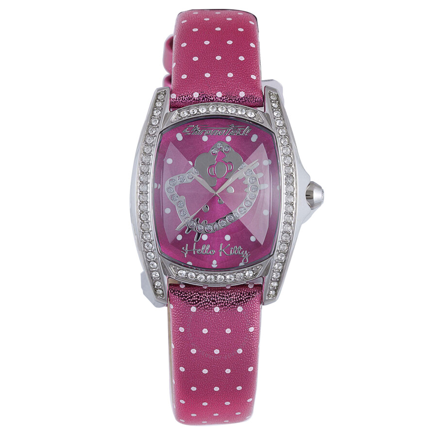 Hello Kitty by Chronotech Pink/White Ladies Watch CT.7094SS/42