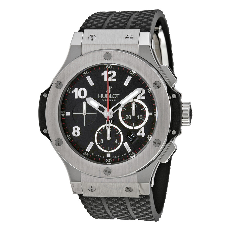Break Chronograph Sport Watch For Men Big Dial Date Mens ...  |Big Watches For Men