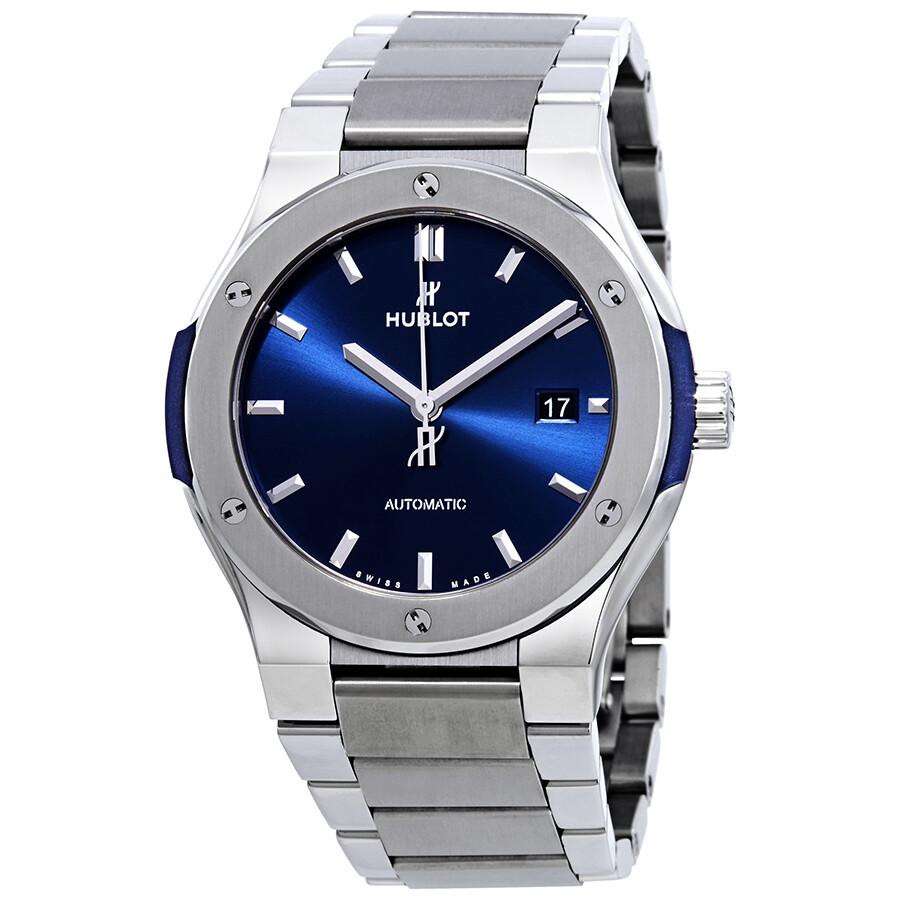 Hublot Classic Fusion Automatic Mens Watch 548.NX.7170.NX