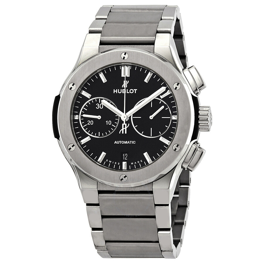 Hublot Classic Fusion Chronograph Automatic Mens Watch 520.NX.1170.NX