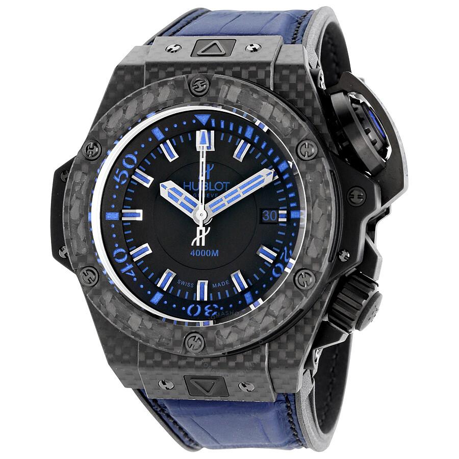 Hublot king power oceanographic men 39 s watch 731 king power hublot watches for Hublot watches