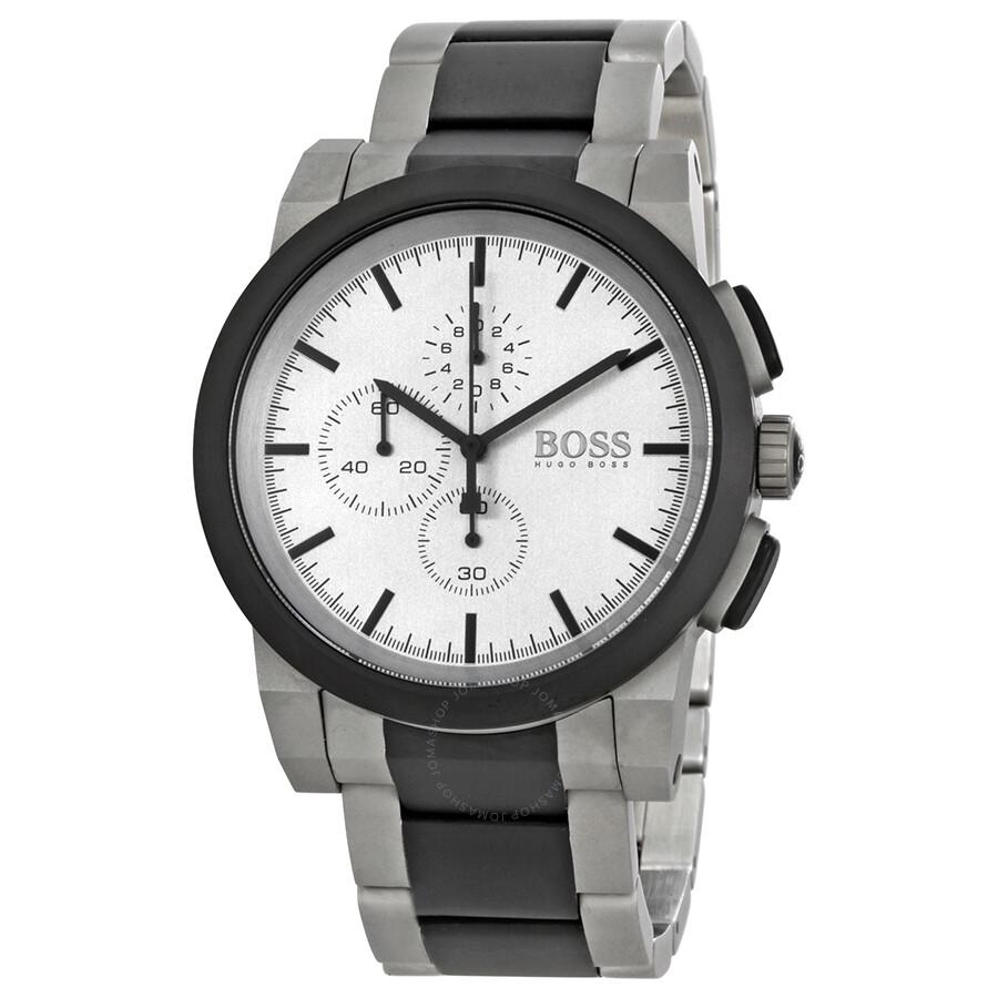 Hugo boss neo chronograph men 39 s watch 1512959 hugo boss watches jomashop for Hugo boss watches
