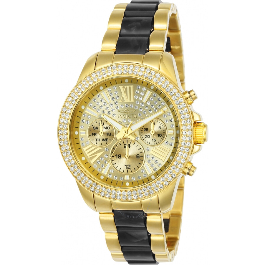 Invicta Angel Chronograph Ladies Watch 24125