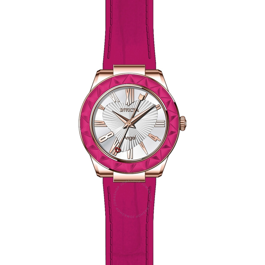 Invicta Angel Silver Dial Ladies Watch 22537