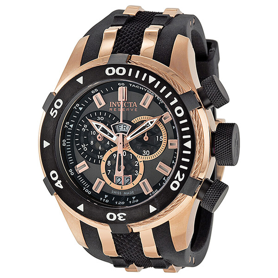invicta bolt swiss made chronograph men s watch 0978 bolt