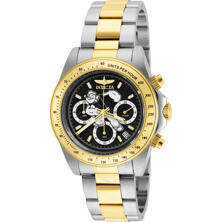 Invicta Character Collection Chronograph Mens Watch 24484