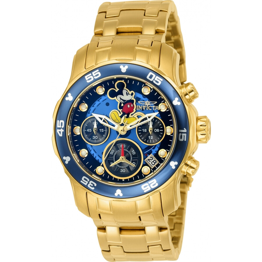 Invicta Disney Limited Edition Chronograph Ladies Watch 24130