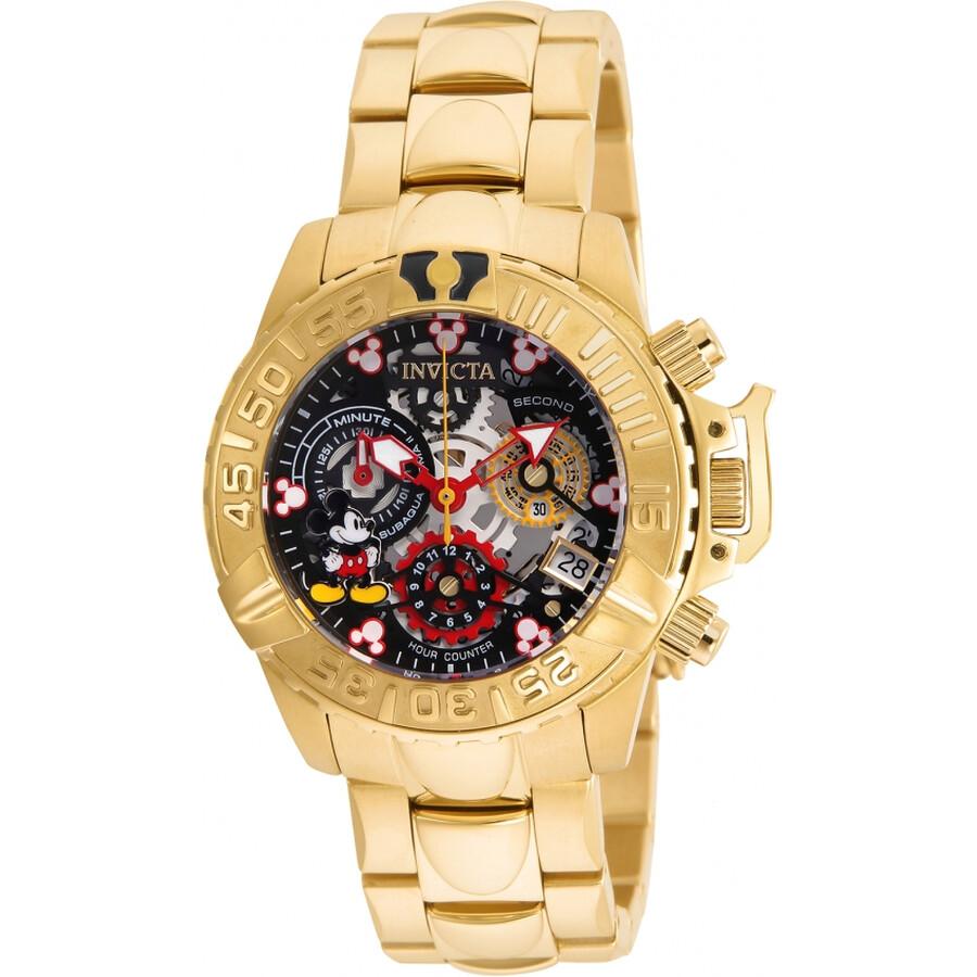 Invicta Disney Limited Edition Chronograph Ladies Watch 24507
