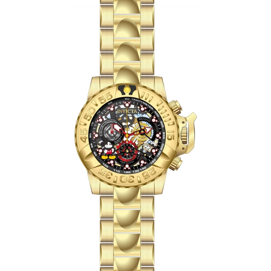 Invicta Disney Limited Edition Chronograph Mens Watch 24504