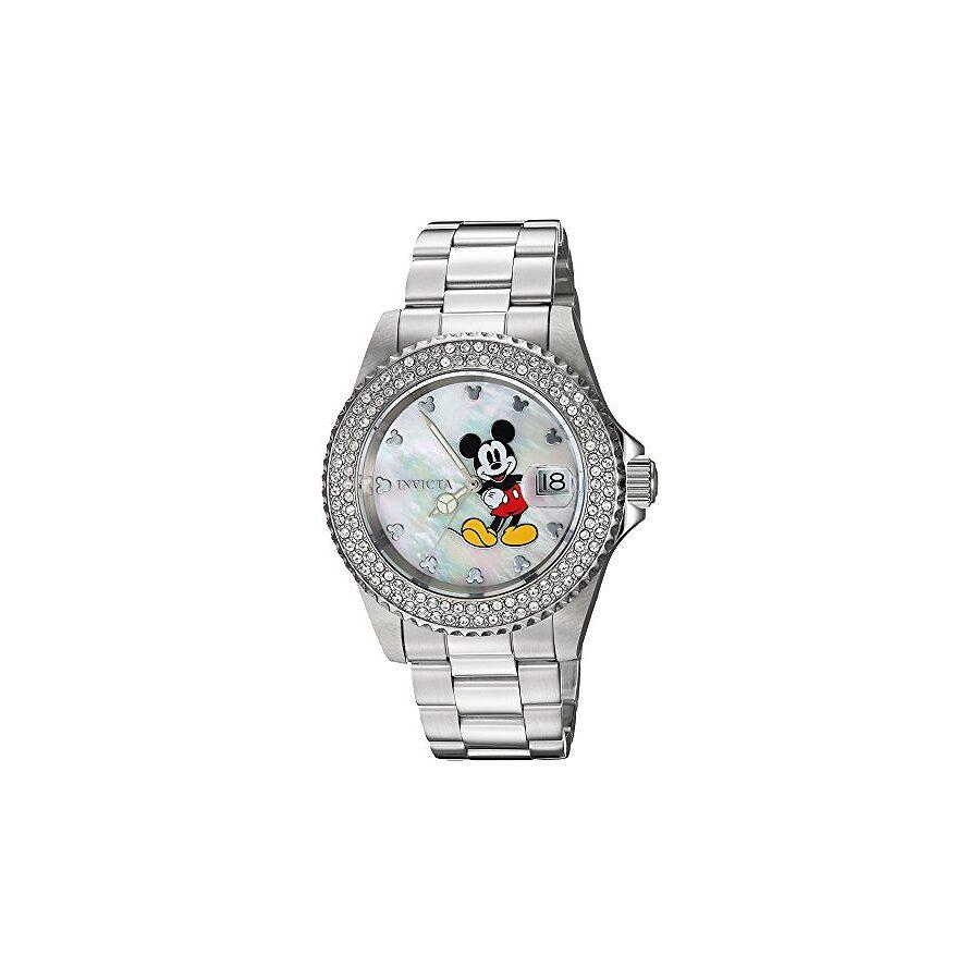 Invicta Disney Limited Edition Crystal Ladies Watch 24750